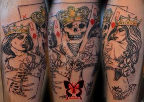 King of Hearts by Survy