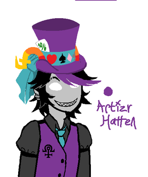 Artizr Hatten by bloodrose46