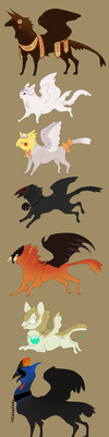 {CLOSED} Griffin Adopts Week 3 by Lordfell