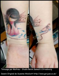 Another Tattoo by MySweetDarkness