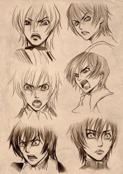 Lelouch doodle2 by zhiuy0525