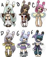 [OPEN] Bunny Adopt_Set Price_$/pts by NightWind87