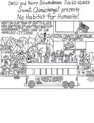 No Habitat for Humanity! by OliverRed