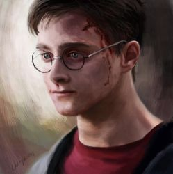 Harry Potter by RussianVal