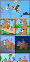 Mother Bear by theodd1soutcomic