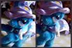 The great and powerful Trixie!! by Piquipauparro