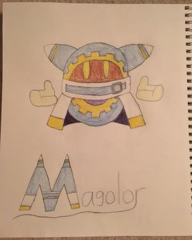 Magolor by DoubleStar1000