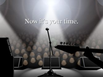 Now it's your time by Rookie0ne