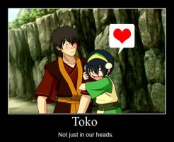 Toko: Not In Our Heads by Toko-Fans