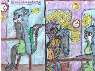 67 Waiting and bored by Keikoku147