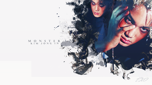 KAI|WALLPAPER|MONSTER by EXOEDITIONS