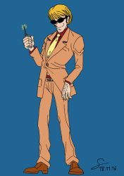 Lupin III: Mr. Baron by ShinRedDear