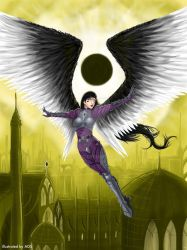 Darkwing angel by ADSouto