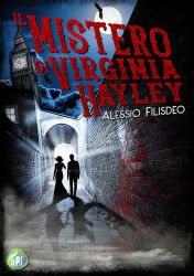 Book cover for a gothic Novel by AltroEvo