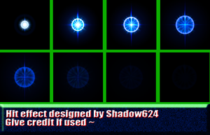 Hit Effect #6 by Shadow624