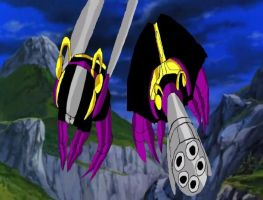 The Insecticons attack by du365