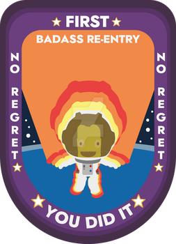 Badass re-entry patch [KSP]