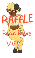 Rosy Ram RAFFLE OPEN (ends July 24th) by HellbentBunny