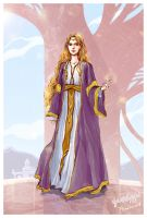 Idril Celebrindal by Cocoz42