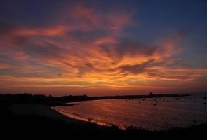 Epic Sunset by Chihito