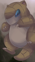 Day 492 - Sand | Sandshrew by AutobotTesla