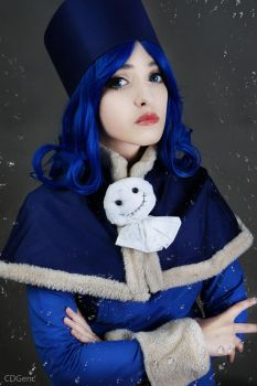 Juvia Loxar Cosplay by DEATHNOTE---L