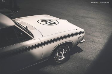 1969 Plymouth Barracuda by AmericanMuscle