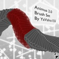 Animus 2.0 Brush Set by YaVaho155