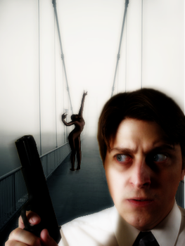 Silent hill : the bridge by Samy666