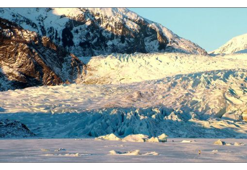 Mendenhall Glacier by halcyonschism