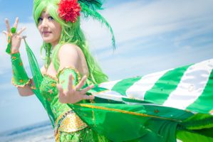 Rydia of The Mist by MadeinPlute
