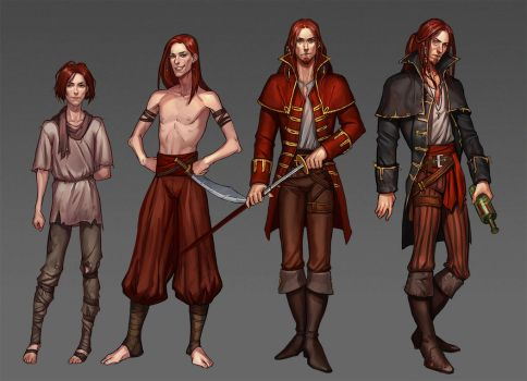 Character reference by SineAlas