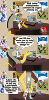 ....Discord Reacts to A Matter of Principals?!?!?! by JasperPie