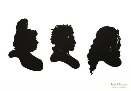 Hocus Pocus Silhouettes by fit51391