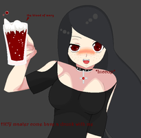 hey master come have a drunk by miya-is-cool