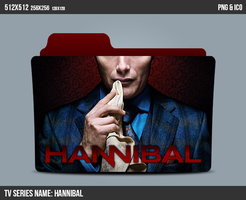 Hannibal folder icon by kasbandi