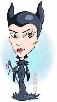 Maleficent by Another-Art