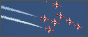 red arrows 1 by czakalwe