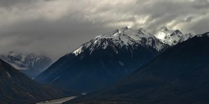 Storm over the Pass by Niv24