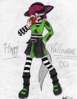 Happy Halloween...06' by darkwolfoukima