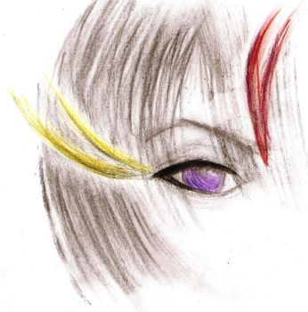 Yumichika's Eye by Morgi-chan