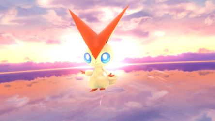 Victini, the Victory Pokemon by EternityTsubasa