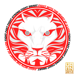 Heart Of A Lion by Daaang