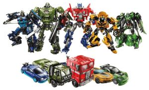 A9183 AoE Plat. Autobots United by Transformer-Products