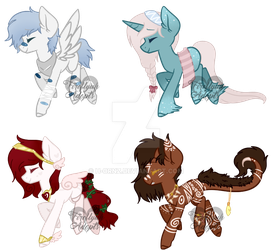 [CLOSED] Pony adopts SET PRICE by Fireflys-Adopts