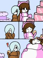 [CM] Cake for the both of us pg: 1 by Sinfulsaint213