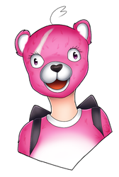 Cuddle Team Leader by Pinkwolfly