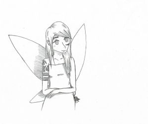 Fairy Doodle by Ciaratheresa