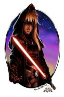 SITH QUEEN Jat by PlanetDarkOne