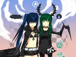 BRS so angry by BlazingChaos